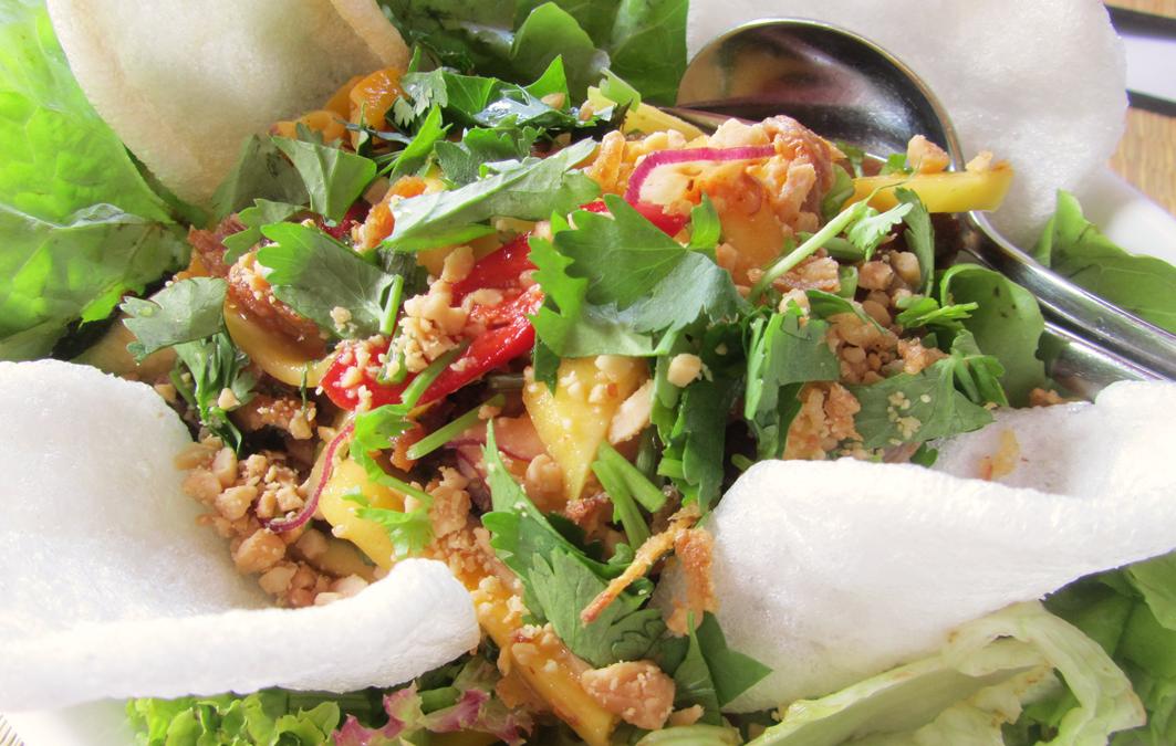 Gỏi  – Salatgrüße aus Vietnam